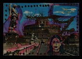 view Buster Cleveland mail art to John Evans digital asset number 1