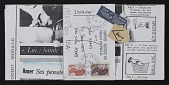 view Robert Morilla mail art to John Evans digital asset number 1