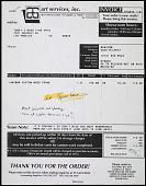 view Invoices digital asset: Invoices