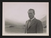 view Lorser Feitelson at Mt. Baldy digital asset number 1