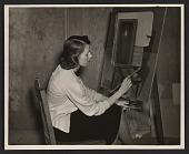 view Helen Lundeberg publicity photo for National Art Week digital asset number 1