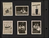 view Helen Lundeberg photograph album digital asset: page