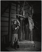 view Albert Paley working on <em> Animal Sculpture </em> digital asset: page 1