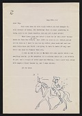 view John Pike letter to F. Newlin (Frederic Newlin) Price, New York, N.Y. digital asset number 1
