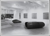 view Installation photograph of <em>Eccentric Abstraction</em> show at Fischbach Gallery in New York City digital asset number 1