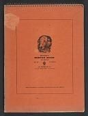 view James Fitzgerald sketchbook #20 digital asset: cover