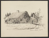 view Old house at Dennisport, Cape Cod digital asset number 1