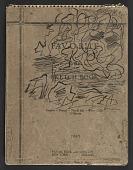 view James Fitzgerald sketchbook #5 digital asset: cover