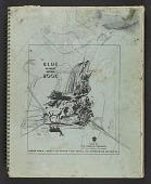view James Fitzgerald sketchbook #14 digital asset: cover