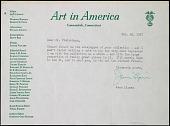 view Art in America (Jean Lipman) digital asset: Art in America (Jean Lipman)