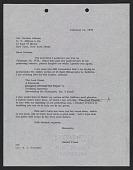 view Daniel Fraad letter to Gordon K. Allison, New York, N.Y. digital asset number 1