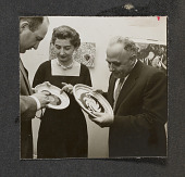 view Franz Bader Gallery records, 1925-1995 digital asset number 1