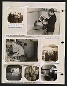 """view La Vern Frank-Rush scrapbook page """"A Gallery Tour"""" digital asset number 1"""