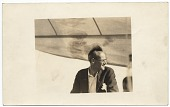 view John R. Frazier on a boat digital asset number 1