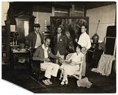 view Group in Edwin Dickinson's studio digital asset number 1