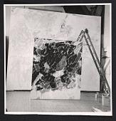 view Paintings in Sam Francis' Paris studio digital asset number 1