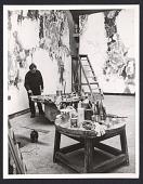 view Sam Francis in his Paris studio digital asset number 1