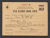 view Miscellany, War Ration Books digital asset: Miscellany, War Ration Books