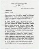 view Cristina Vives, La Habana, Cuba, to Hernán García, Miami, Fla. digital asset: page 1