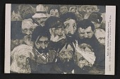 view A postcard featuring Leon Gaspard's <em>Salon des Artistes Independants</em> digital asset number 1