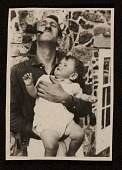 view Lee Gatch and his daughter, Merriman digital asset number 1