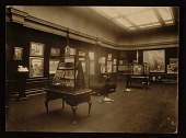 view <em>Salons of America</em> exhibit at the Anderson Galleries digital asset number 1