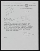 view Lucinda H. Gedeon letter to John Kinard digital asset number 1