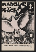 view The United Labor and People's Committee for May Day pamphlet digital asset: cover
