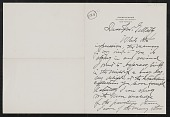 view Correspondence, Wiles, Irving R. digital asset: Correspondence, Wiles, Irving R.: 1929-1931