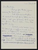 view Gertrude Kasle Gallery records digital asset: Basen, Dan