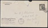 view Letters from Albert C. Barnes digital asset: Letters from Albert C. Barnes