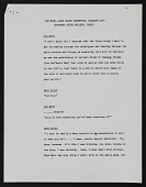 view Leon Golub papers digital asset: Leon Golub Interviews, Transcripts