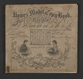 view Howes' model copy-book, or system of penmanship, containing fac-similes of the author's hand-writing digital asset: cover