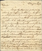 view Robert C. Graham collection of artists' letters, 1783-1935, bulk 1804-1877 digital asset number 1