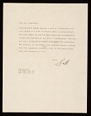 view Clyfford E. Still, letter to Clement Greenberg digital asset number 1