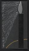 view David Evison christmas card to Piri Halasz digital asset number 1