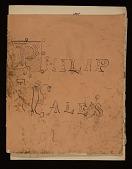 view Philip Hale's sketchbook digital asset number 1