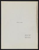 "view Whitney Halstead papers digital asset: Typescript ""Joseph E. Yoakum"" by Philip H. Hanson"