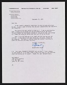 view Buckminster Fuller letter to Una Hanbury digital asset number 1