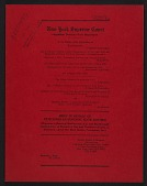 view Legal records relating to the Estate of Mark Rothko, 1957-1986 digital asset number 1