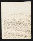 view John Smibert letter to unidentified recipient digital asset number 1