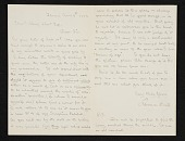 view Thomas Ball letter to Charles Henry Hart digital asset number 1