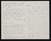 view Francis William Edmonds, Bronxville, N.Y. letter to unidentified recipient digital asset number 1