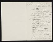 view Thomas Alexander Harrison, Paris, France letter to Charles Henry Hart digital asset number 1