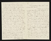 view George Cochran Lambdin, Germantown, Pa. letter to Charles Henry Hart digital asset number 1