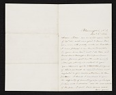 view George Linen, Bloomingdale, Ill. letter to unidentified recipient digital asset number 1
