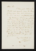 view John Neagle letter to unidentified recipient digital asset number 1