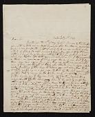 view John Smibert, Boston, Mass. letter to unidentified recipient digital asset number 1