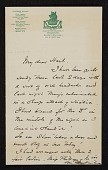 view Julian Story, Philadelphia, Pa. letter to Charles Henry Hart digital asset number 1