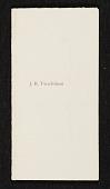 view John H. Twachtman list of works. digital asset number 1